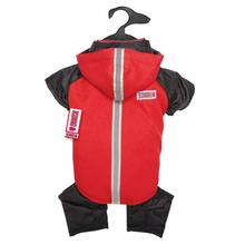 KONG Thermal Dog Snowsuit - Red