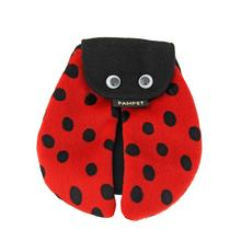 Ladybug Backpack for Dogs