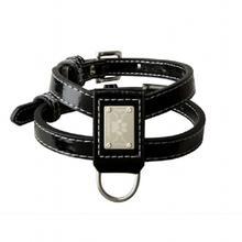 Lazybonezz Classic Dog Harness - Black