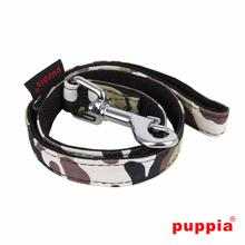 Legend Dog Leash by Puppia - Brown Camo
