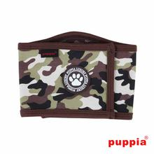Legend Dog Manner Band bu Puppia - Brown Camo