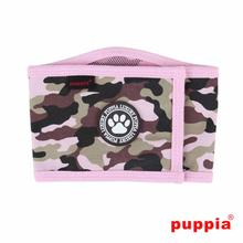 Legend Dog Manner Band bu Puppia - Pink Camo