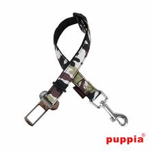 Legend Seatbelt Dog Leash by Puppia - Pink Camo