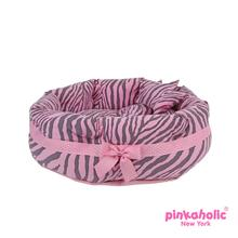 Leo Dog Bed by Pinkaholic - Pink