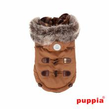 Lewis Dog Coat by Puppia - Beige