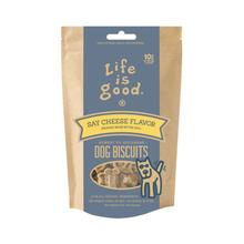 Life is Good Dog Biscuits - Say Cheese