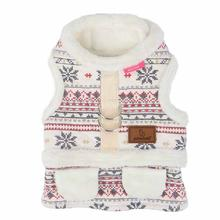 Little Snow Flirt Dog Harness by Pinkaholic - Ivory