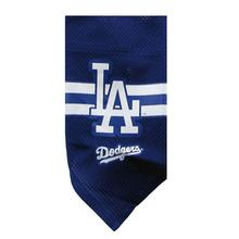 Los Angeles Dodgers Mesh Dog Bandana