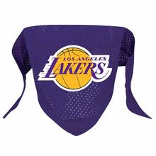 Los Angeles Lakers Mesh Dog Bandana