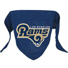 Los Angeles Rams Mesh Dog Bandana