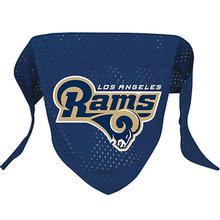 Los Angeles Rams Mesh Dog Bandana