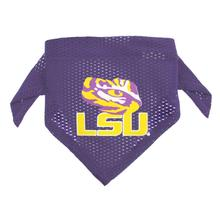 Louisiana State University Mesh Dog Bandana