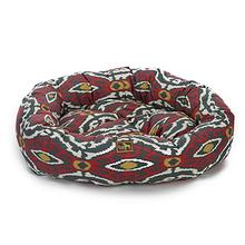 Luca Nest Dog Bed - Aztec