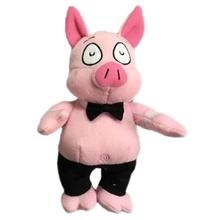 Lulubelles Power Plush Dog Toy - Farley the Pig
