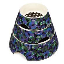 M. Isaac Mizrahi Floral Dot Bowl