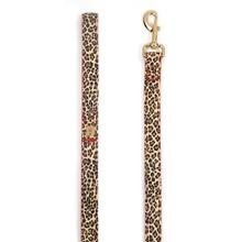 M. Isaac Mizrahi Leopard Dog Leash