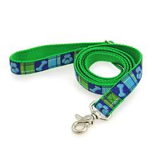 Madras Paws Essential Dog Leash - Blue