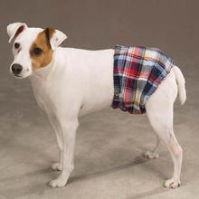 Male K-9 Wraps - Multi-Plaid
