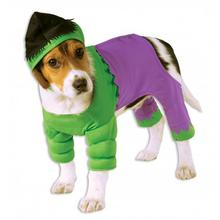 Marvel Hulk Dog Costume