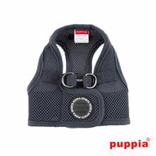 Mesh Soft Harness Vest by Puppia - Gray