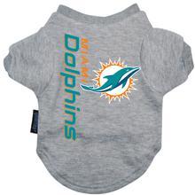 Miami Dolphins Dog T-Shirt - Miami Dolphins