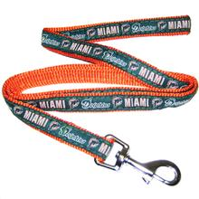 Miami Dolphins Officially Licensed Dog Leash