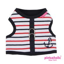 Middy Pinka Dog Harness by Pinkaholic - Navy