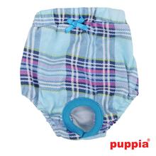 Midtown Dog Sanitary Panty by Puppia - Sky Blue