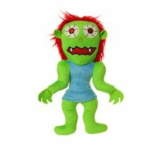 Mighty Toon Dog Toy - Zombie Girl