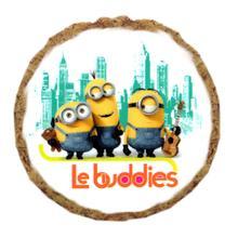 Minions Dog Treat Cookie - Le Buddies