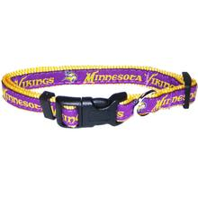 Minnesota Vikings Officially Licensed Dog Collar