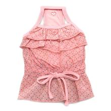 Mnemonic Dog Dress by Pinkaholic - Light Pink