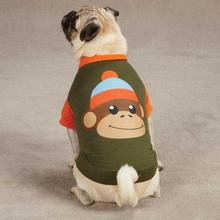 Monkey Business Raglan Dog T-Shirt - Ty