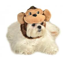 Monkey Hat Dog Costume