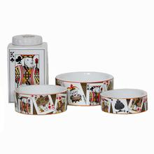 Monte Carlo Dog Treat Canister