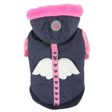 Morning Star Dog Coat by Pinkaholic - Navy