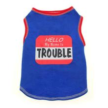 Murphy's Hello My Name Is T-Shirt - Blue/Red