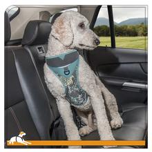 Muted Floral Car Dog Harness by Kurgo