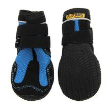 Muttluks Mud Monster Dog Boots - Blue with Black Trim