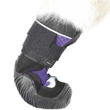 Muttluks Mud Monster Dog Boots - Purple with Reflective Trim