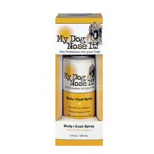 My Dog Nose It Body + Coat Spray Dog Sun Protection