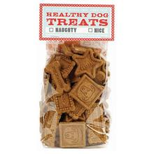 Naughty or Nice Dog Treats by Polka Dog Bakery
