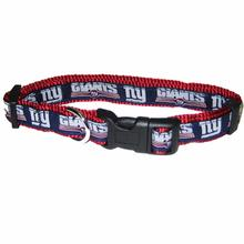 New York Giants Officially Licensed Dog Collar