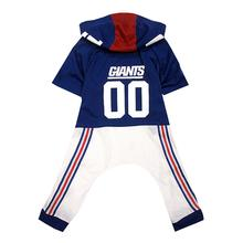 New York Giants Pet Onesie