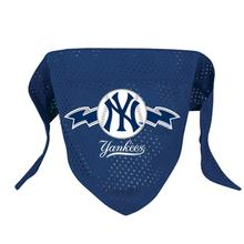 New York Yankees Mesh Dog Bandana