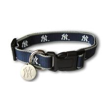 New York Yankees Reflective Dog Collar