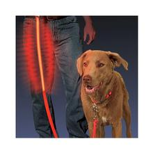 Nite Dawg LED Dog Leash - Red