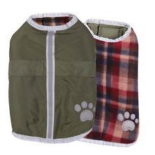 Nor'easter Dog Blanket Coat - Chive