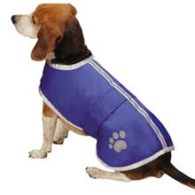 Nor'Easter Dog Jacket - Nautical Blue