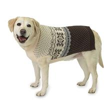 Nutmeg's Nordic Dog Sweater
